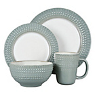 more details on Denby Intro Dinner Set - Mint.
