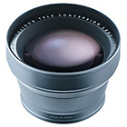 more details on Fujifilm TCL-X100 Tele Conversion Lens for X100 - Silver.