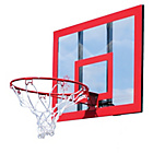 more details on Sure Shot Liitle Shot Basketball Acrylic Backboard and Ring.