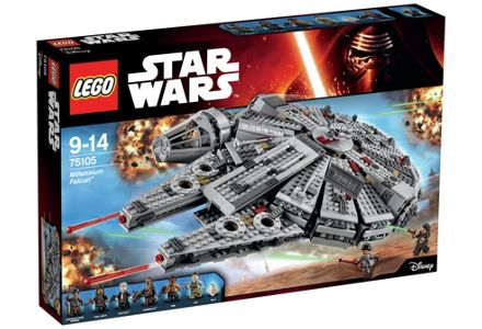 LEGO Star Wars: The Force Awakens Millennium Falcon