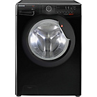 more details on Hoover DXC4E47B3 7KG 1400 Washing Machine- Black.