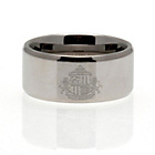 more details on Stainless Steel Sunderland Ring - Size X.
