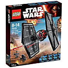 more details on LEGO Star Wars: The Force Awakens LEGO TIE Fighter 75101.
