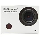 more details on GoXtreme Wifi View Full HD Action Camera - Silver.