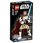 more details on LEGO Star Wars: The Force Awakens Obi-Wan Kenobi 75109.