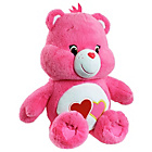 more details on Care Bear Large Plush - Love a Lot Bear.