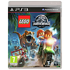 more details on LEGO Jurassic World PS3 Game.