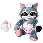 more details on Animal Babies Plush Toy - Raccoon.