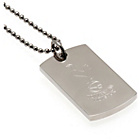 more details on Stainless Steel Tottenham Hotspur Dogtag and Chain.