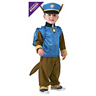 more details on Paw Patrol Chase Fancy Dress Costume - 3-4 Years.