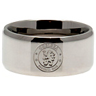 more details on Stainless Steel Chelsea Ring - Size U.