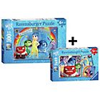 more details on Ravensburger Disney Pixar Inside Out Puzzle - Twin Pack.