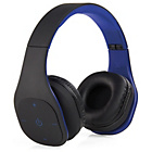 more details on Acoustic Solutions Bluetooth Wireless Headphones - Black.