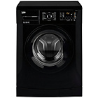 more details on Beko WMB61432B 6KG 1400 Spin Washing Machine - Black.