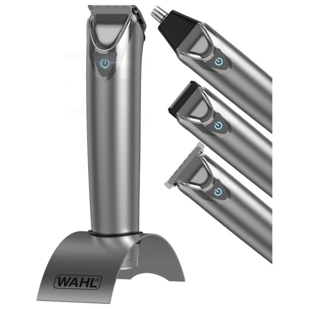 buy wahl 9818 800x stainless steel 4in1 grooming station at your online shop for. Black Bedroom Furniture Sets. Home Design Ideas