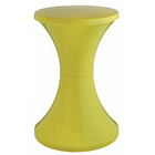 more details on Habitat Tam Tam Plastic Stool - Yellow.