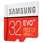 more details on Samsung 32GB Evo Plus SD Flash Card Adaptor