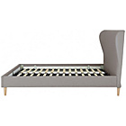more details on Habitat Adeline Double Bed - Grey.