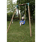 more details on Little Tikes High Back Toddler Swing - Blue.