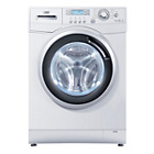 more details on Haier HWD80-1482 8KG 1400 Washing Machine - Ins/Del/Rec.