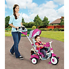 more details on Little Tikes Perfect Fit 4 in 1 Trike - Pink.