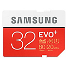 more details on Samsung 32GB Evo Plus SD Flash Card