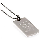 more details on Stainless Steel Man City Dogtag and Chain.