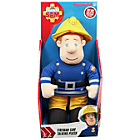 more details on Fireman Sam Plush Toy - 12 inch.