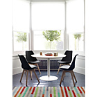 more details on Habitat Dining Set - Lance Oak Table and 4 Jerry Chairs.