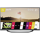 more details on LG UF770V 55 Inch 4K Ultra HD Freeview HD Smart TV.