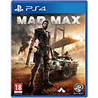 more details on Mad Max PS4 Game.