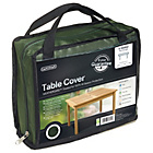 more details on Gardman Rectangular 6 Seater Table Cover - Green.