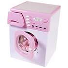 more details on Casdon Toy Electronic Washing Machine - Pink.