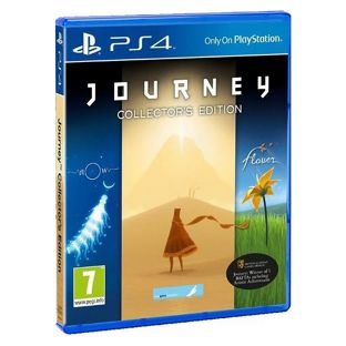 Journey Collectors Edition Video Game
