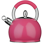 more details on Premier Housewares Whistling Kettle - Pink.