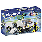 more details on Playmobil Super Technopolis Chameleon Vehicle.