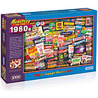 more details on 1980's Sweet Memories 1000 Piece Jigsaw Puzzle.