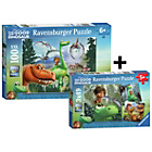 more details on Ravensburger The Good Dinosaur Puzzle Twin Pack.