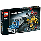 more details on LEGO® Technic Construction Crew - 42023.
