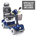 more details on Regatta 4 Wheel (Class 3) Mobility Scooter - Blue.