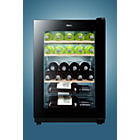 more details on Haier WS25GA Wine Cooler - Black/Ins/Del/Rec.