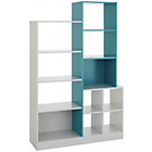 more details on Habitat Miles Large Shelving Unit - Agate.