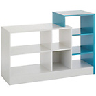 more details on Habitat Miles Small Shelving Unit - Agate.