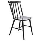more details on Habitat Talia Dining Chair - Black.