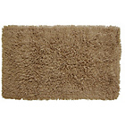 more details on Tufted Twist Bath Mat - Mocha.