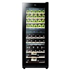 more details on Haier WS49GDB Wine Cooler - Black.
