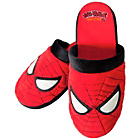 more details on Spiderman Slippers - Large