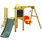 more details on Plum Toddlers Tower Wooden Play Centre.