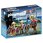 more details on Playmobil Royal Lion Knights.