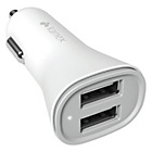 more details on Kanex Port USB Car Charger 3.4AMP - White.